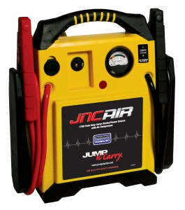 Jump-N-Carry JNCAIR Jump Starter with Power Source and Air Compressor