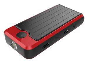 PowerAll PBJS12000R Rosso Portable Car Jump Starter