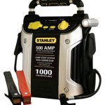 Stanley J5C09 1000 Peak Amp Jump Starter with Built in Compressor