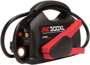 Clore JNC300XL 'Jump-N-Carry' Ultraportable 12-Volt Jump Starter