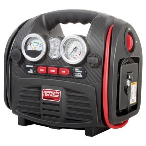 PowerStation PSX-3 18Ah Jumpstarter with Air Compressor