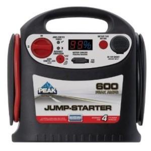 Peak PKC0J6 600-Amp Jump Starter