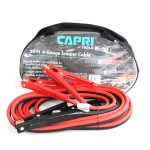 Capri Tools Heavy-Duty Auto Jumper Cables