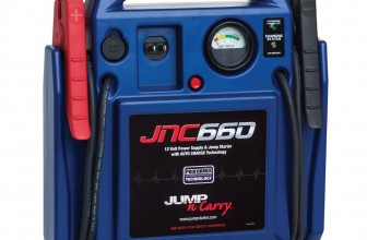 What is the best jump starter?