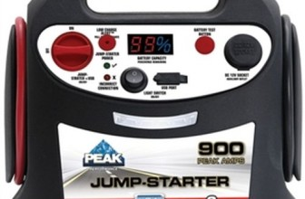 Top 3 Best Peak Jump Starters