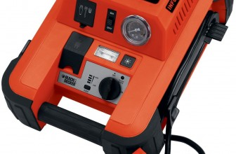 Black and Decker Jump Starter Review